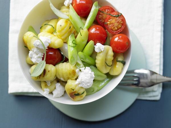 Einfache vegetarische Gerichte-Rezepte