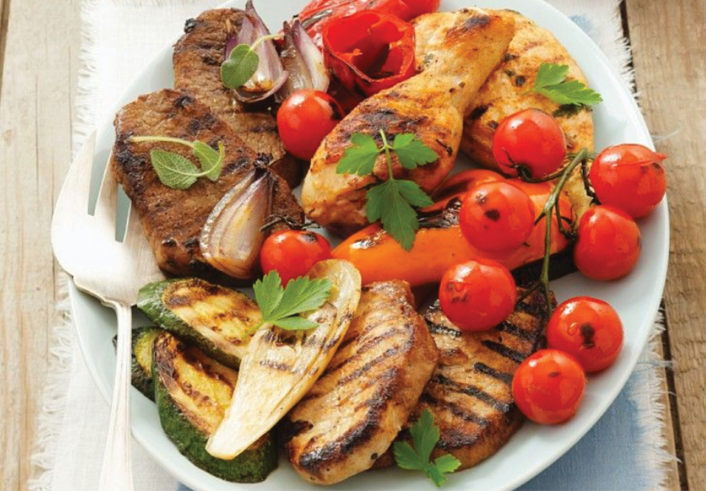 https://eatsmarter.com/recipes/mixed-meat-and-vegetable-grill-plate