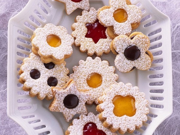 Jam Biscuits Recipes