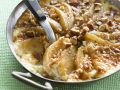 Apple Pudding with Hazelnuts recipe