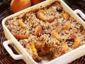 Apricot Crumble recipe
