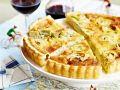 Artichoke Quiche recipe