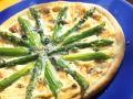 Asparagus Pizza recipe