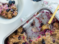 Baked Oatmeal with Berries recipe