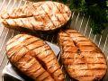 BBQ Salmon Steaks recipe