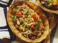 Bean Salad with Lamb recipe