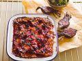 Beet and Green Leaf Gratin recipe