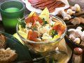Belgian Endive and Mushroom Salad with Bresaola recipe