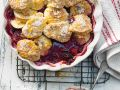 Berry and Apple Cobbler recipe