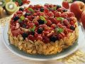 Berry Cake with Almond Shell recipe