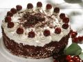 Black Forest Cake with Grated Chocolate recipe