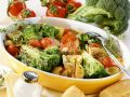 Broccoli and Vegetable Gratin recipe