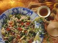 Buckwheat Pasta with Broccoli and Bell Pepper recipe