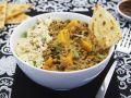 Butternut Dhansak recipe
