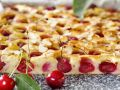 Cherry and Almond Cake recipe