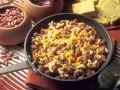 Chili Con Carne with Noodles recipe