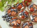 Chocolate Berry Tart recipe
