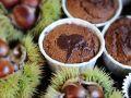 Chocolate Chestnut Cakes recipe