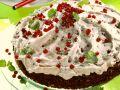 Chocolate Currant Cake recipe