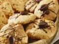 Chocolate Drizzled Cookies recipe
