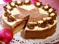 Chocolate Hazelnut Cake For Christmas recipe
