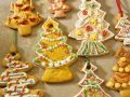 Christmas Tree Ornament Cookies recipe