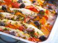 Cod and Veggie Gratin recipe