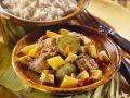 Creole-Style Lamb Stew recipe