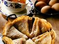 Crepes with  Apricot Jam recipe