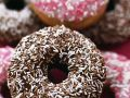 Decorated Doughnuts recipe