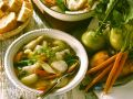 Fish and Vegetable Soup with Chervil recipe