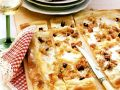 Flatbread with Bacon and Onion recipe