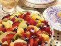 Fruit Salad with Vanilla Sauce recipe
