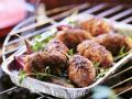 Grilled Cevapi with Herbs recipe