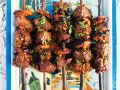 Grilled Lamb and Apricot Skewers recipe