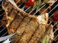 Grilled Ribs with Herb Marinade recipe