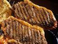 Grilled Rump Steaks recipe