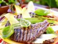 Grilled Steaks recipe