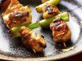 Grilled Yakitori Chicken Skewers recipe