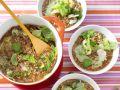 Ground Beef Stew with Savoy Cabbage recipe