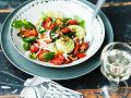Herb Gnocchi with Roasted Tomatoes recipe