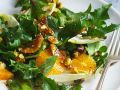 Herb Salad with Mandarin and Pistachio recipe