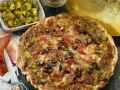 Herbed Pumpkin Quiche with Bacon recipe