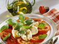 Italian Tricolore Salad Plate recipe