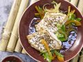 Japanese-Style Wolf Fish Fillets recipe