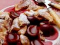 Kaiserschmarrn (German Torn Pancake) with Plum Compote recipe