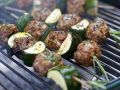 Lamb and Zucchini Skewers on the Gril recipe