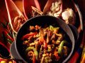 Lamb Curry with Bell Peppers recipe