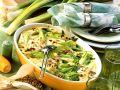 Leek Gratin with Sunflower Seeds recipe