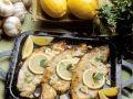 Marinated Baked Swordfish recipe